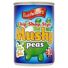Batchelors Chip Chop Style Mushy Peas - 300g - Sold Out