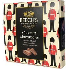 Beech's Coconut Macaroons - 90g - Sold Out
