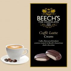 Beech's Dark Chocolate Caffe Latte Creams - Not Available 2019