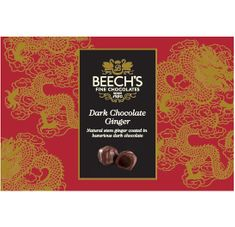 Beech's Dark Chocolate Ginger - 200g  - Sold Out