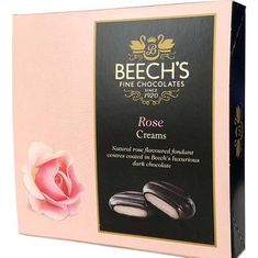 Beech's Rose Creams - 90g - Sold Out