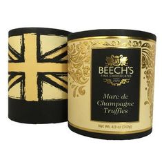 Beech's Marc de Champagne Truffles - 140g - Sold Out 2019