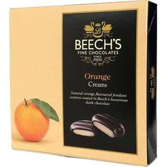 Beech's Orange Creams - 90g - Sold Out