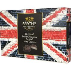 Beech's Original Dark Chocolate English Mint Creams - 150g - Sold Out