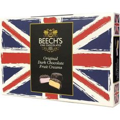 Beech's Original Dark Chocolate Fruit Creams - Not Available 2019