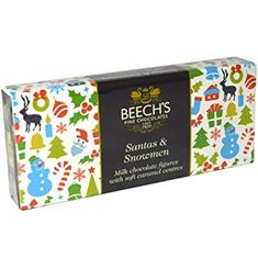 Beech's Santas & Snowmen - 100g  - Sold Out