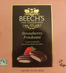 Beech's Summer Strawberry Creams - 90g