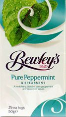 Bewley's Pure Peppermint & Spearmint  - 25ct Bags - 5 In Stock