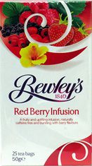 Bewley's Red Berry Infusion Tea - 25ct bags