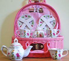 Children's Bird House Teaset - Sold Out