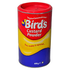 Bird's Custard Powder Tub - 600g