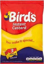 Bird's Instant Custard 3pk - 225g - Sold Out