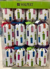Birthday Candle Crackers - 8 pack