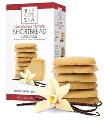 Biscottea Traditional Teatime Shortbread Cookies - 160g - Sold Out