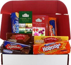 Biscuit and Tea Selection Box
