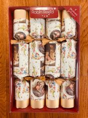 Robin Reed Nativity Crackers - 8 pack