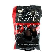 Black Magic - Mini Eggs With Dark Truffle Centre  - not available this year