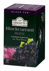 Ahmad Blackcurrant Burst - 20ct Bags - Sold Out