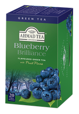Ahmad Blueberry Brilliance - 20ct Bags  - Sold Out