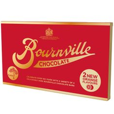 Bournville Bar Collection Box - 400g - Sold Out