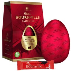 Bournville Dark Chocolate Medium Egg - 155g