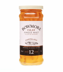 Bowmore Scotch Whisky Orange Marmalade - 235g  - 4 In Stock