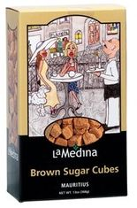 La Medina Brown Sugar Cubes -368g  - sold out