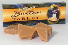 Buchanan's Butter Tablet - 75g - Not Available 2019