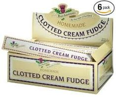 Buchanan's Clotted Cream Fudge - 115g