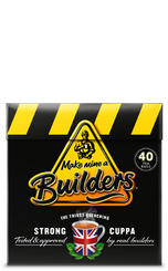 Builders Tea - 40ct Bags - Sold Out