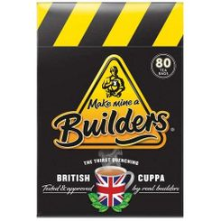 Builders Tea - 80ct Bags - Sold Out