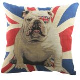 Bull Dog UJ Pillow - Sold Out