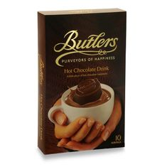 Butlers Hot Chocolate Drink - 240g - Sold Out