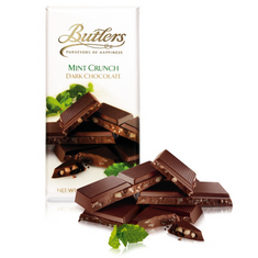 Butlers Mint Crunch Dark Chocolate Tablet Bar - 100g - Sold Out