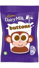 Milk Chocolate Buttons - 30g -Sold Out