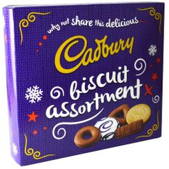 Cadbury Biscuit Assortment - 486g - Sold Out