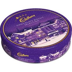 Chocolate Biscuit Selection Tin - 247g - Sold Out