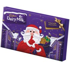 Boxed Dairy Milk Chocolate Advent Calendar - 200g - Sold Out