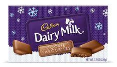 Cadbury Cookie Favourites - 220g - Sold Out