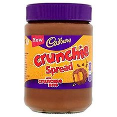 Cadbury Crunchie Spread - 400g - Low Stock