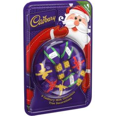 Dairy Milk Chocolate Tree Decorations - 83g - Sold Out