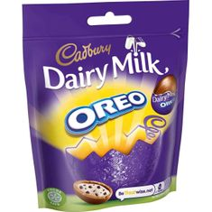 Dairy Milk Mini Oreo Eggs Bag - 82g - sold out 2020