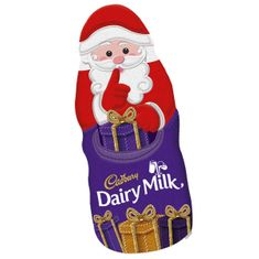 Dairy Milk Chocolate Hollow Santa - 45g - Sold Out