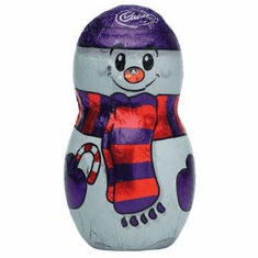 Dairy Milk Chocolate Snowman - Not Available 2019