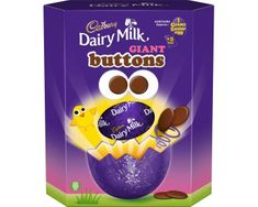 Cadbury Buttons Giant Egg - 419g- Sold Out 2021