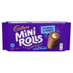 CDM Mini Rolls 5pk - 185g - Sold Out