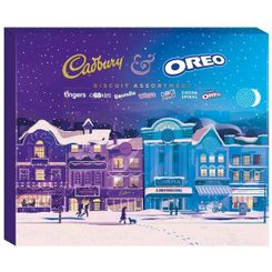 Cadbury & Oreo Biscuit Assortment - 500g - Sold Out