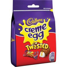 Creme Egg Twisted Pouch -Sold Out