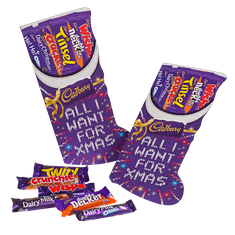 Cadbury Selection Stocking - 194g - Sold Out