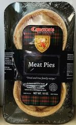 Cameron's Meat Pies - 2pk - Sold Out